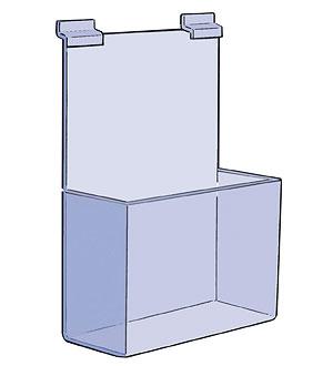MA-42 Slatwall Brochure Dispenser