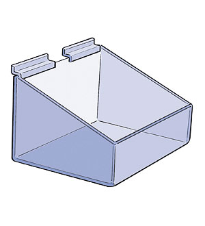 MA-43 Slatwall Dispenser Tray