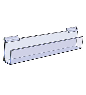 MA-44 Slatwall Card Display Shelf