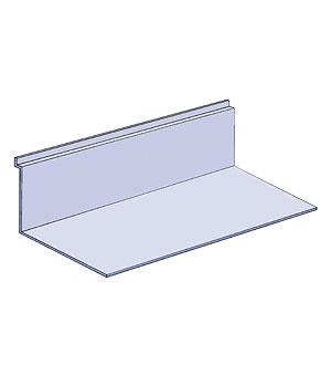 MA-47 Slatwall Shoe Shelf